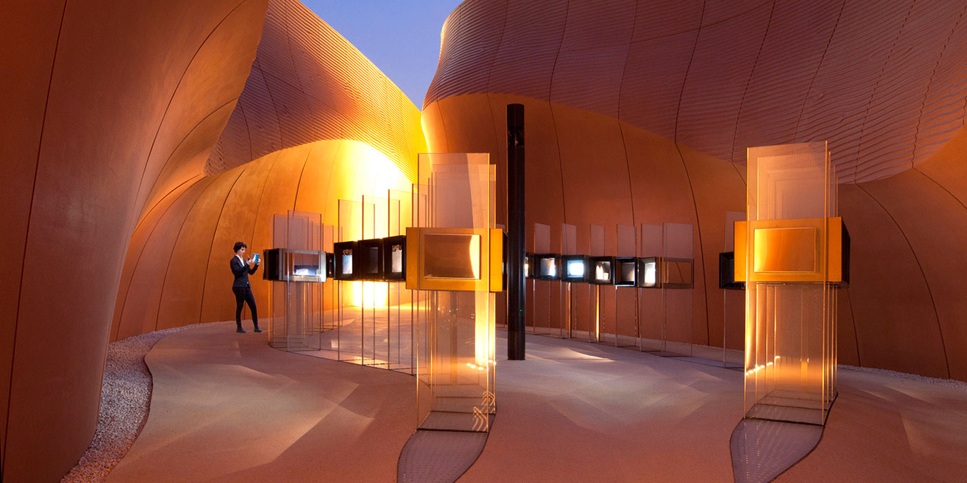 United Arab Emirates Pavilion Milan Expo